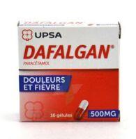DAFALGAN 500 mg Gélules 2plq/8 (16) à DURMENACH