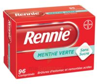 Rennie Sans Sucre, Comprimé à Croquer à DURMENACH