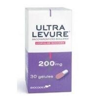 Ultra-levure 200 Mg Gélules Fl/30 à DURMENACH