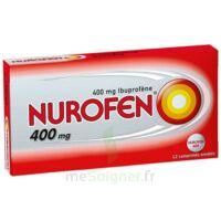 NUROFEN 400 mg Comprimés enrobés Plq/12 à DURMENACH