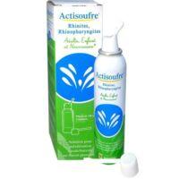 ACTISOUFRE Solution pour pulvérisation buccale/nasale en flacon pressurisé Fl press/100ml à DURMENACH
