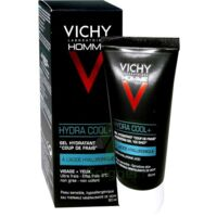 VICHY HOMME HYDRA COOL + à DURMENACH