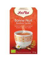 Yogi Tea Bonne Nuit Rooibos Vanille à DURMENACH
