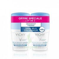 Vichy Déodorant sans sels d'aluminium 48H 2 Billes/50ml à DURMENACH