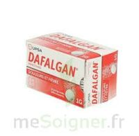 DAFALGAN 1000 mg Comprimés effervescents B/8 à DURMENACH
