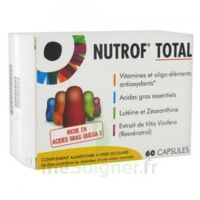 Nutrof Total Caps visée oculaire B/60 à DURMENACH
