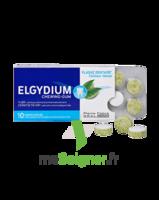 Elgydium Antiplaque Chew gum B/10 à DURMENACH