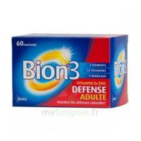 Bion 3 Défense Adulte Comprimés B/60 à DURMENACH