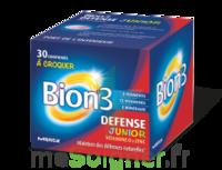Bion 3 Défense Junior Comprimés à croquer framboise B/30 à DURMENACH