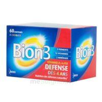 Bion 3 Défense Junior Comprimés à croquer framboise B/60 à DURMENACH