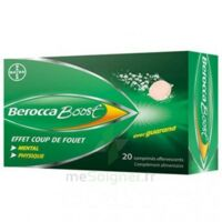 Beroccaboost Comprimés Effervescents B/20 Promo 2€ à DURMENACH