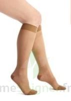 Thuasne Venoflex Secret 2 Chaussette femme beige doré T3N à DURMENACH