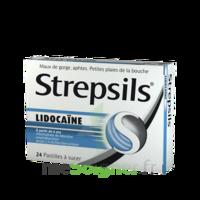 Strepsils Lidocaïne Pastilles Plq/24