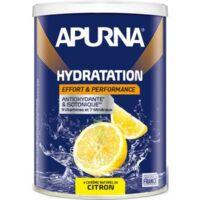 Apurna Poudre pour boisson hydratation Citron 500g à DURMENACH
