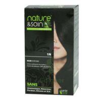 Nature & Soin Kit coloration 1N noir intense à DURMENACH