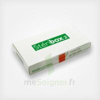 Stéribox Kit prévention et hygiène pour les toxicomanes avec seringues 100UI/ml à DURMENACH
