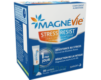 Magnevie Stress Resist Poudre orale B/30 Sticks à DURMENACH