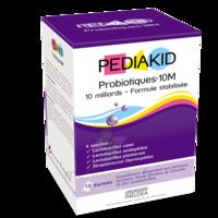 Pédiakid Probiotiques 10m Poudre 10 Sachets à DURMENACH
