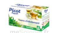 Picot Maman Tisane d'allaitement Verveine 20 Sachets à DURMENACH