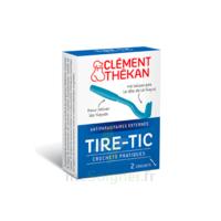 Clément Thékan Tire Tic Crochet B/2 à DURMENACH