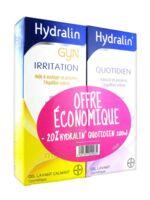 Hydralin Quotidien Gel lavant usage intime 200ml+Gyn 200ml à DURMENACH