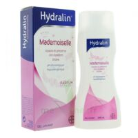Hydralin Mademoiselle Gel lavant usage intime 200ml