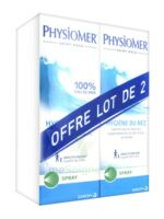 Physiomer Solution nasale adulte enfant 2*Sprays/135ml à DURMENACH