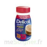 DELICAL BOISSON HP HC CONCENTREE Nutriment café 4Bouteilles/200ml à DURMENACH