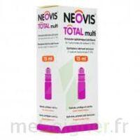 NEOVIS TOTAL MULTI S ophtalmique lubrifiante pour instillation oculaire Fl/15ml à DURMENACH
