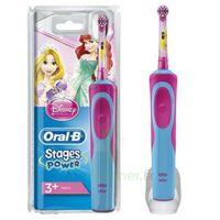 Oral B Kids Stages Power Brosse Dents électrique Princesse à DURMENACH