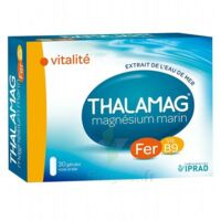 Thalamag Fer B9 Vitalité 30 gélules à DURMENACH