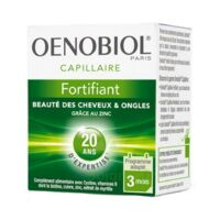 Oenobiol Capillaire Comprimés sublimateur B/180 à DURMENACH
