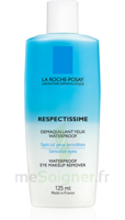 Respectissime Lotion waterproof démaquillant yeux 125ml à DURMENACH