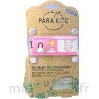 Para'kito Kids Bracelet Répulsif Anti-moustique Princess à DURMENACH