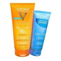 Vichy Capital Soleil Spf50 Gel De Lait Fondant T/200ml à DURMENACH