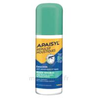 Apaisyl Répulsif Moustiques Emulsion peaux sensibles 90ml à DURMENACH