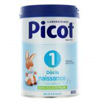 Picot Standard 1 Lait poudre B/800g à DURMENACH