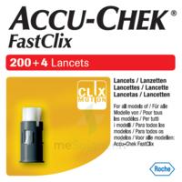 Accu-chek Fastclix Lancettes B/204 à DURMENACH