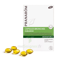 Aromaforce Caps Bronches Bio B/30 à DURMENACH