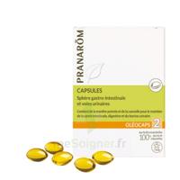 Oléocaps 2 Caps santé intestinale bio B/30 à DURMENACH