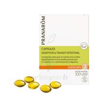 Oléocaps 3 Caps confort digestif bio B/30 à DURMENACH