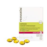 Oléocaps 5 Caps Cycle Menstruel Bio B/30 à DURMENACH