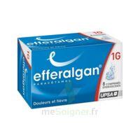 EFFERALGANMED 1 g Cpr eff T/8 à DURMENACH