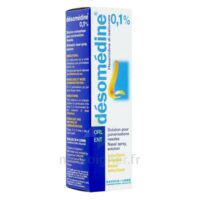 Desomedine 0,1 % S Pulv Nas En Flacon Spray/10ml à DURMENACH