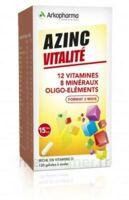 Acheter Azinc Forme et Vitalité Gélule dès 15 ans Fl/120 à DURMENACH