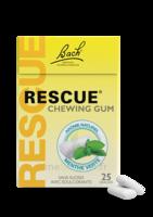 Bach Rescue Chewing-gum B/25 à DURMENACH