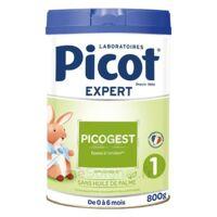 Picot Expert Picogest 1 Lait En Poudre B/800g à DURMENACH