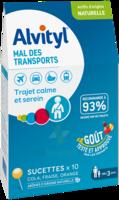 Alvityl Sucette Mal Des Transports B/10 à DURMENACH