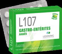 Lehning L107 Comprimés Orodispersibles 2plq Pvc/pvdc/alu/20 à DURMENACH