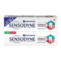 Sensodyne Sensibilité et gencives Menthe fraîche 2T/75ml à DURMENACH